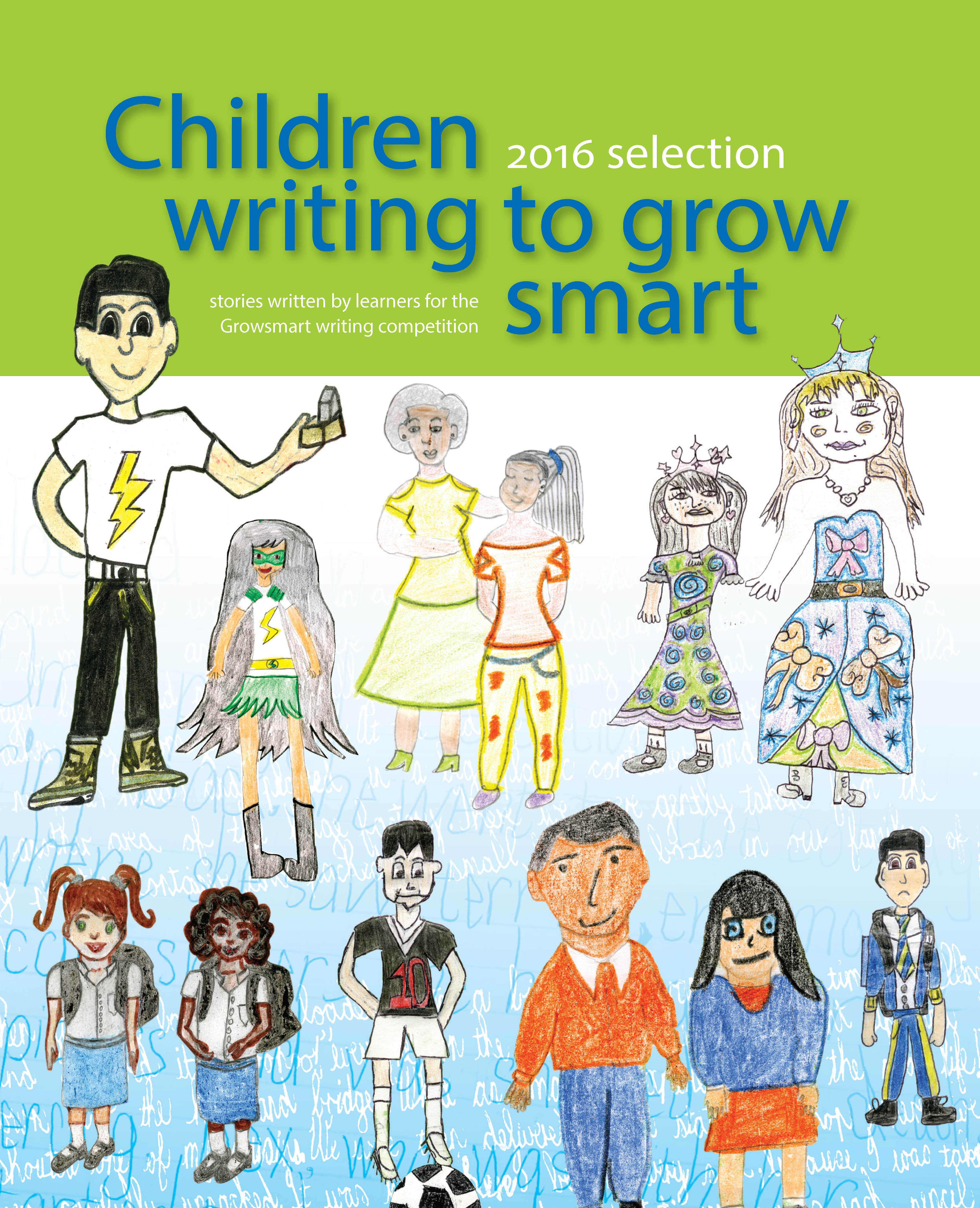 We Grow Smart 2016 Part 0 Cover Output